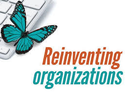 Reinventing orgnisations